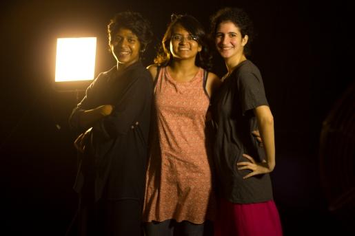Crew_Divya, Priiya, Shweta